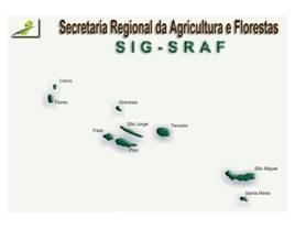 Sistema de Informação Geográfica da Secretaria Regional da Agricultura e Florestas